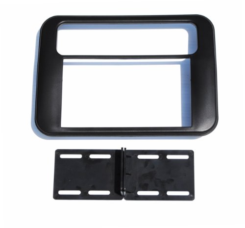 Double Din Aftermarket Stereo Radio Installation Install Dash Kit Fits Pontiac Firebird/Trans Am 1993 1994 1995 1996 1997 1998 1999 2000 2001 2002