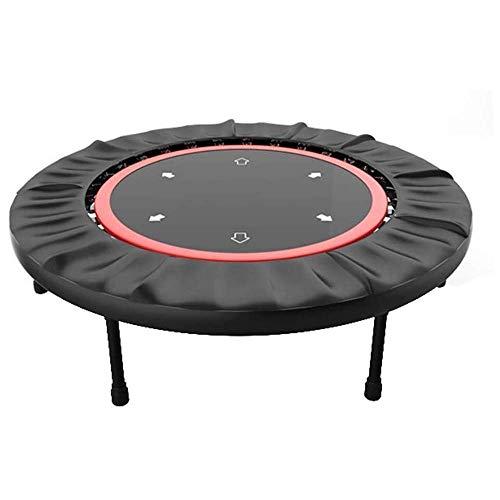 LSYOA Plegable Mini Trampolín, Interior/Exterior Cama elástica Infantil Trampolín Fitness Adultos y...