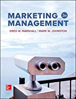 Marketing Management, 3rd Edition Front Cover