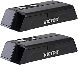 Victor M1-2P M1 Smart-Kill Wi-Fi Electronic Mouse Trap-2 Pack,Black