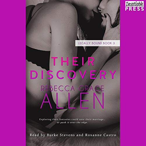 Couverture de Their Discovery