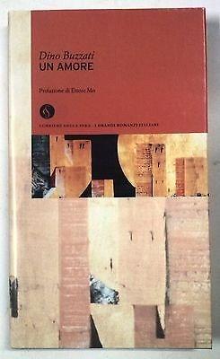 Dino Buzzati: Un amore Ed. Corriere Sera I Grandi Romanzi A62