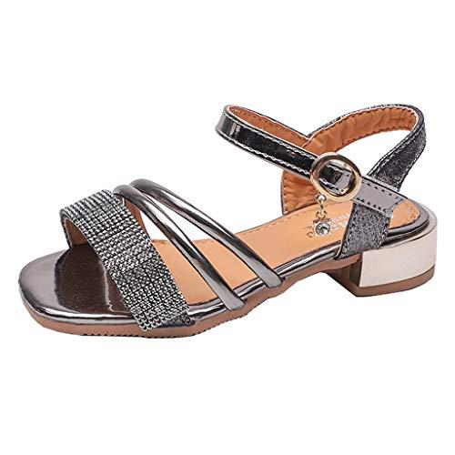 WEXCV Baby Schuhe Kinder Hausschuhe Mädchen Einzelne Schuhe Sandalen Strand Sandalen Schuh Freizeitschuhe Sneaker Weiche Sohle Kleinkind Einzelne Schuhe