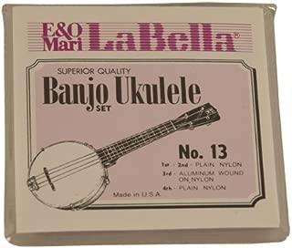 LaBella 13 Banjo Ukulele Strings