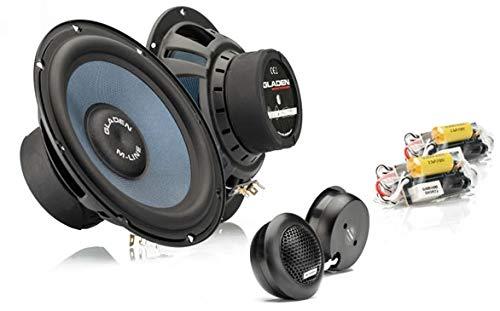 Gladen Audio M-Line M165 generation G2   16,5 cm ljudanläggning