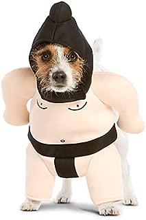 Thrills & Chills Halloween Sumo Pet Walker Costume~X-Small~