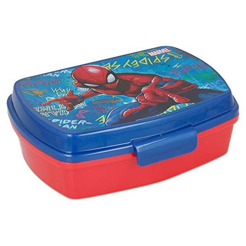 Stor SANDWICHERA Funny Spiderman...