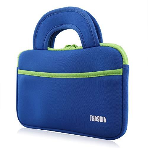 Dragon Touch Custodia per Tablet Portatile,Custodia Protettiva per Tablet Y88X Plus,Y88X PRO,Borsa per Tablet(Blue