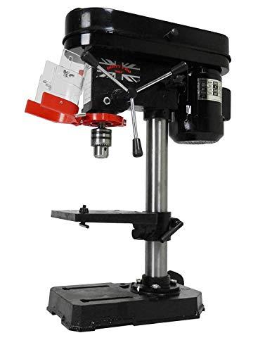 dirty pro tools Heavy Duty 350w 13mm Rotary Pillar Drill 5 Speed Press...