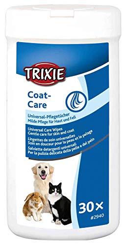 TRIXIE 30 Toallitas Universales mascotas, Perro