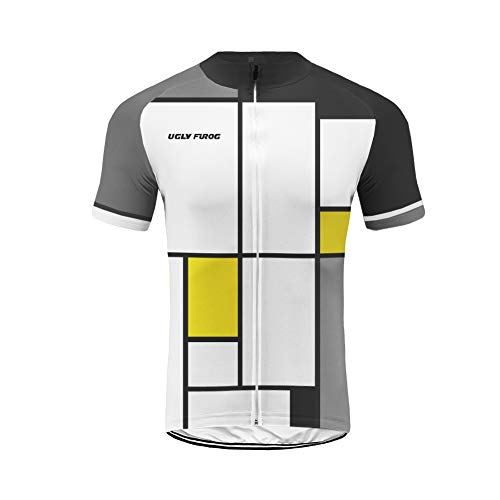 Uglyfrog HDW01 Neue Kurze Ärmel Sommer Fahrradtrikot Damen Breathable Radfahren Clothes Fahrrad Trikot Atmungsaktiv Fahrradbekleidung Sports Radsport