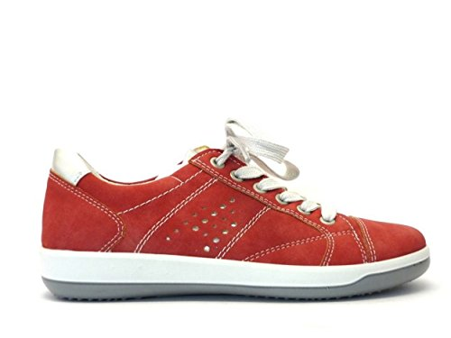 Ara shoes merk: Jenny sneaker model Miami 58710 - rood, 40