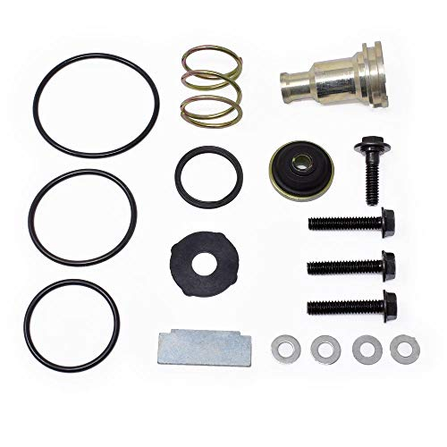 GN5005037 Hard Seat Purge Valve Rebuild Kit for Bendix AD9 and And Equivalent After Market Air Dryers