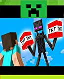 TOP 50 BEST MINECRAFT FAILS & WINS! : (Minecrafters UNOFFICIAL Screen Guide Handbook) - Comic Book, graphic novels, Build Ideas, Starter Base, Survival ... Builder, building guide (English Edition)