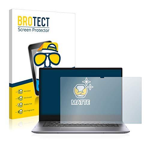BROTECT Entspiegelungs-Schutzfolie kompatibel mit Dell Inspiron 14 5406 Bildschirmschutz-Folie Matt, Anti-Reflex, Anti-Fingerprint