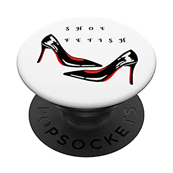 High Heel Shoe Fetish PopSockets Grip and Stand for Phones and Tablets