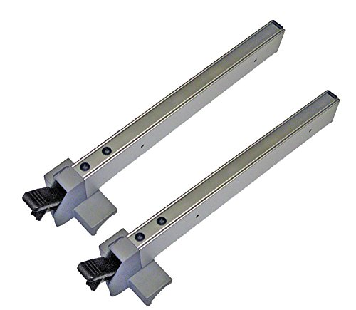 Ryobi RTS21 Table Saw (2 Pack) Replacement Rip Fence Assembly # 089037011704-2pk