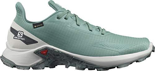 Salomon ALPHACROSS BLAST GTX Chaussures pour Hommes avec EnergyCell pour le Trail Running