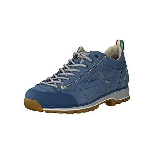 Dolomite Unisex-Erwachsene Zapato Cinquantaquattro Low Trekking- & Wanderhalbschuhe, Blau 296, 38 2/3 EU