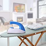 Bracon Mini Hierro - portátil Mini Plancha de Ropa de Control de Temperatura portátil for Uso doméstico Viajes