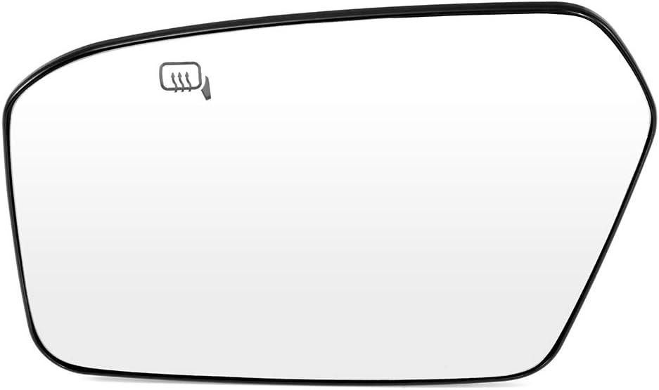 GDSMOTU Left Towing Mirrors Lens Heated Chrome M Selling rankings Housing Store Vehicle