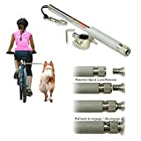 Walky Dog Plus Hands Free Dog Bicycle Exerciser Leash Newest Model with 550-lbs pull strength...