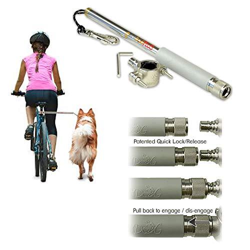 Fahrrad Freilaufleine Walky Dog