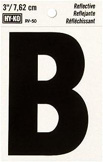 "Hillman #843444 3/"" Reflective Letters Kit ?"