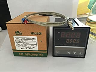 MAO YEYE AC100-240V Temperature Controller RKC REX-C700 Thermocouple/PT100 Input Relay Output 7272mm