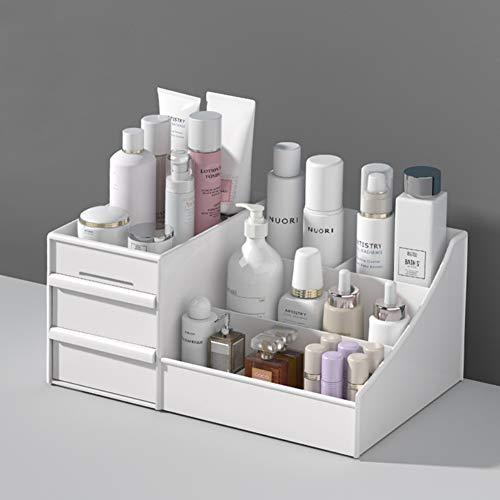 Ymlove Large Capacity Kosmetik Aufbewahrungsbox Make-up Schublade Organizer Schmuck Nagellack Make-up Container Desktop Diverses Aufbewahrungsbox Home
