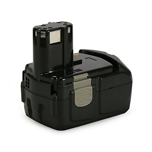 POWERAXIS 18V 3.0Ah Li-ion Batería de repuesto para Hitachi BCL 1815 BCL 1820 BCL 1825 BCL 1830 EBM1830 WR18DL WH18DL WH18DFL RB18DLv