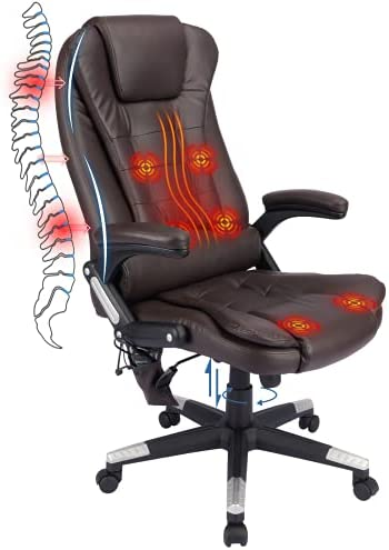 Top 10 Best massage chair with heat Reviews