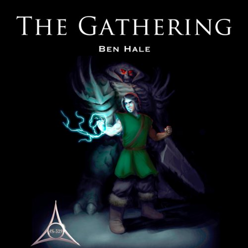 The Gathering audiobook cover art
