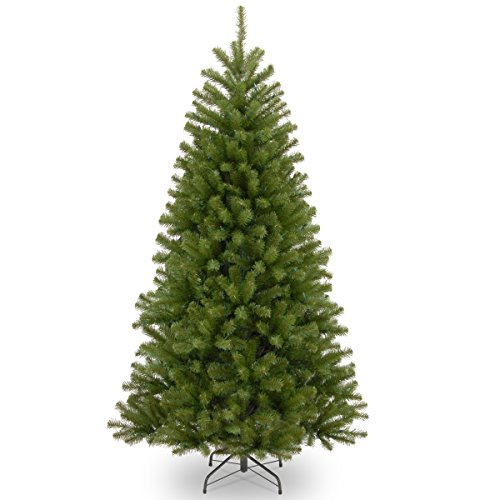 National Tree Company Artificial Christmas Tree | Includes Stand | North Valley Spruce - 6 ft