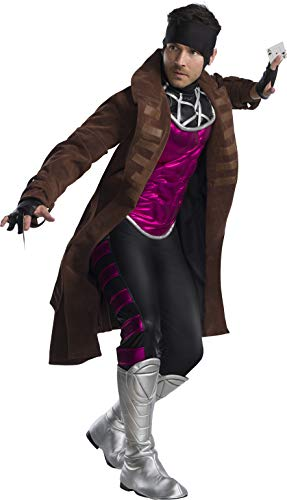 Charades Marvel X-Men Gambit, As Shown, X-Large