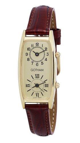 Gotham Dual Time Zone Watch