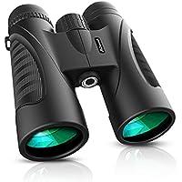 stilnend 12x50 Waterproof Porro Prism Binocular for Free