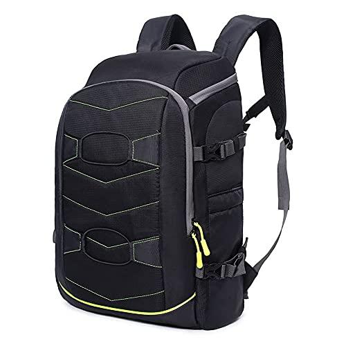 Zaino portaoggetti per droni DealMux compatibile con il prodotto elettronico DJI FPV Combo Shock-Carry tracolla