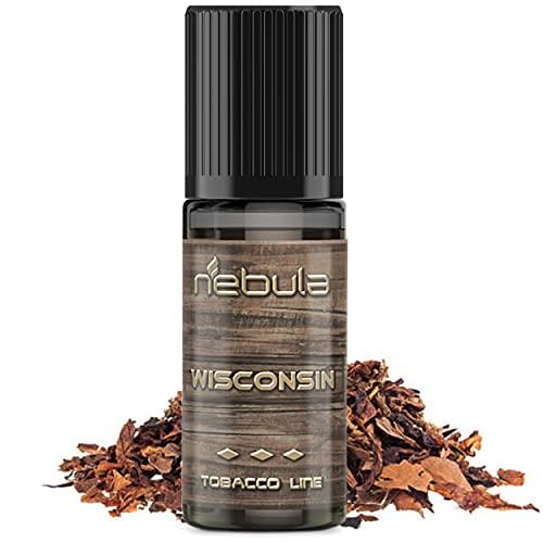 NEBULA | WISCONSIN 10ml - MIX TA.BACCO Aroma Concentrato - Qualità MADE IN ITALY
