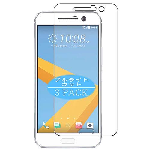 VacFun 3 Piezas Filtro Luz Azul Protector de Pantalla, compatible con HTC...