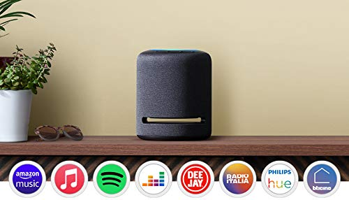 Ti presentiamo Echo Studio - Altoparlante intelligente con audio Hi-Fi e Alexa
