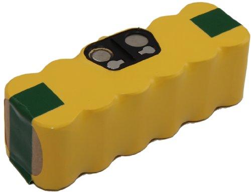 Mitsuru - Batería para iRobot Roomba 500 600 700 800 (Ni-MH, 14,4 V, sustituye a iRobot 11702 GD-Roomba-500 VAC-500NMH-33)
