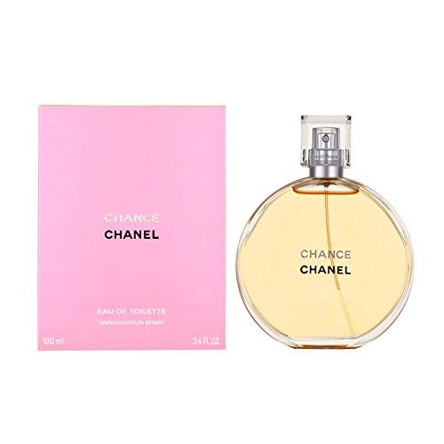 Chanel Chance Edt Vapo 100 Ml 1 Unidad 100 ml