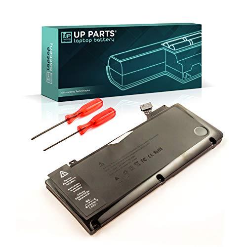 UP PARTS Azienda Italiana - UP-E-A1322 Batteria Sostitutiva per Apple MacBook PRO 13 2011, 10.95V 5800mAh 63.5Wh - Compatibile con Modello A1278, Mid 2009, Mid 2010, Early 2011, Late 2011, Mid 2012