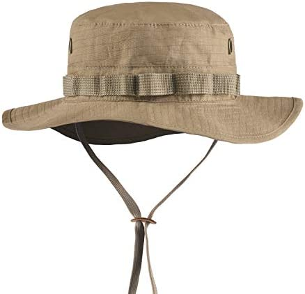 GLORYFIRE Boonie Hat Military Tactical Boonie Hats for Men Women Hunting Fishing Outdoor