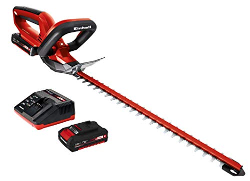 Einhell Akku Heckenschere GE-CH 1846 Li Set Power X-Change (Lithium Ionen, 18 V, 460 mm...