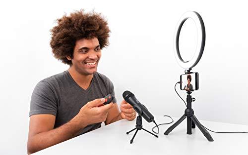iRig Video Creator HD Bundle - Video e live-stream professionali più...