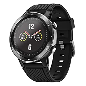 Fashion Shopping Letsfit Smart Watch with Oxygen Saturation Monitor and Heart Rate Monitor, Step Counter, Sleep & Swim Tracking, 5ATM…