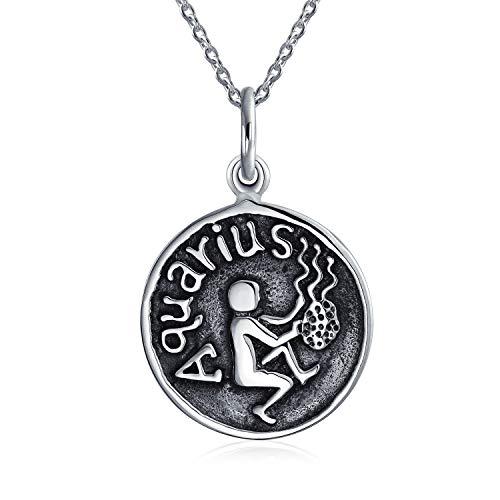 konov bijoux pendentif capricorne homme