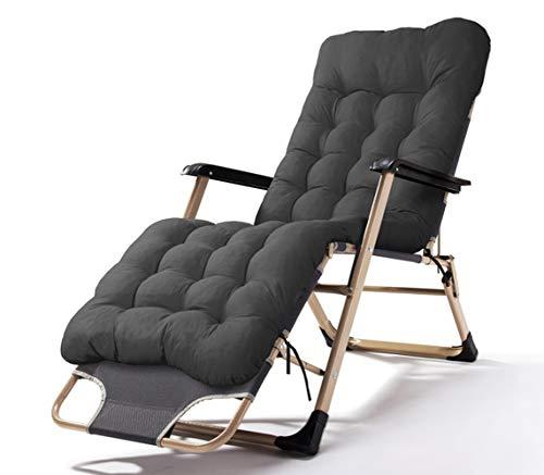 Poooooi Strandstuhl Verstellbar Klappstuhl Stuhl Mittagessen Schaukelstuhl Im Freien Beweglichen Feldbett Stühle Bürostühle Klappbett,06